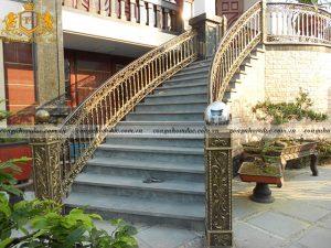 Cầu thang nhôm đúc CT-20