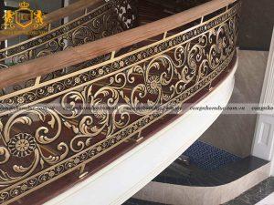 Cầu thang nhôm đúc CT-21