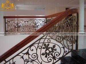 Cầu thang nhôm đúc CT-23